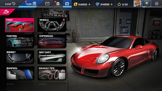 Street Racing HD Mod Apk (Full Unlocked/ Free Shopping) 6