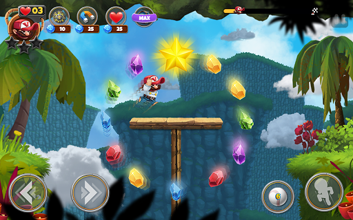Super Jungle Jump apkdebit screenshots 9