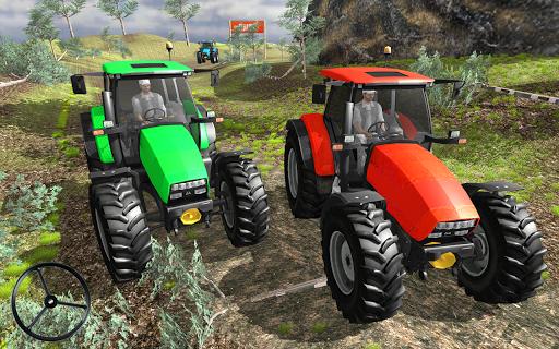 Tractor Racing Simulator Free Racing Game 2020 apktreat screenshots 2