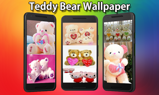 Teddy Bear Wallpaper HD 1.0.3 Download APK Mod 1