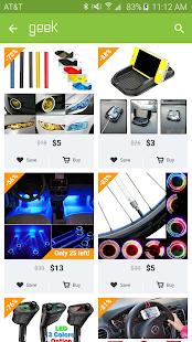 Geek - Smarter Shopping 4.47.5 Screenshots 5