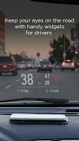 screenshot of HUD Widgets —Driving widgets with HUD mode