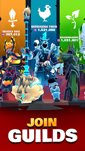 Hack Game Mighty Quest apk free