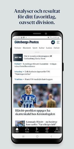 Göteborgs-Posten  screenshots 5