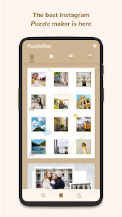 Puzzle Collage Template for Instagram PuzzleStar Mod Apk (PRO Unlocked) 1
