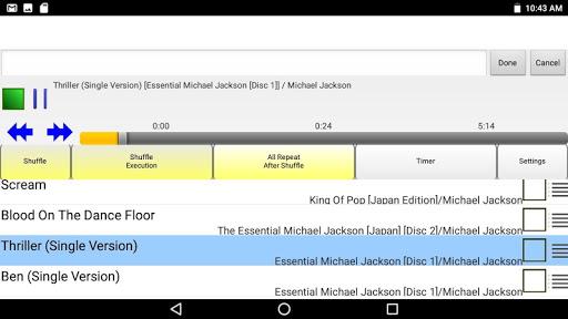 Shuffle Useful Music Player screenshots apkspray 10
