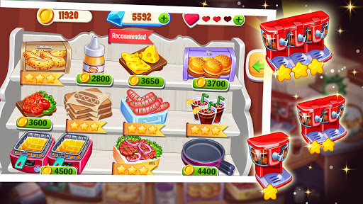 cooking crazy fever: crazy cooking new game 2021 screenshot 2