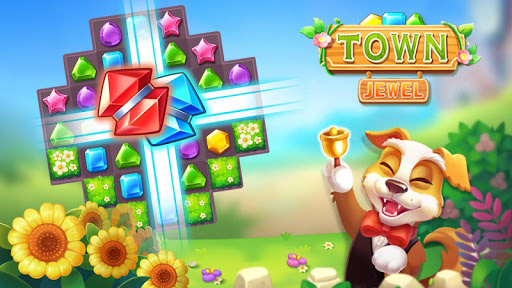 Jewel Town - 10,000+ Match 3 Levels 1.8.0 screenshots 7