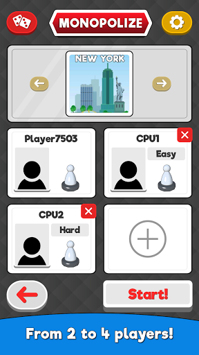 Monopolize - Classic board games online free  Pc-softi 3