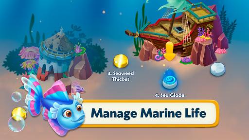 Sea Merge! Fish Aquarium Game & Ocean Puzzle 1.7.5 screenshots 4