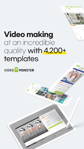 VideoMonster - High-quality free video editing app android2mod screenshots 1