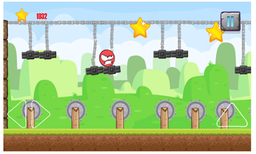 redball hero adventure apktram screenshots 7