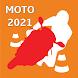ETM Permis Moto - A A1 A2 - Plateau et Circulation