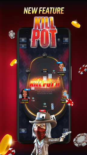 PokerBROS: Play Texas Holdem Online with Friends  Screenshots 8