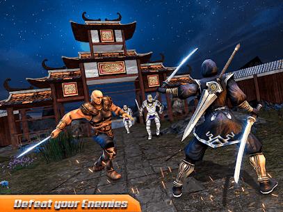 Superhero Ninja Sword Shadow Assassin Fight Mod Apk (Unlimited Points) 5