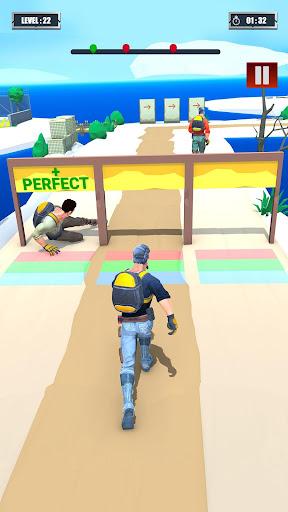 Army Run: Fun Race 3D screenshots 1
