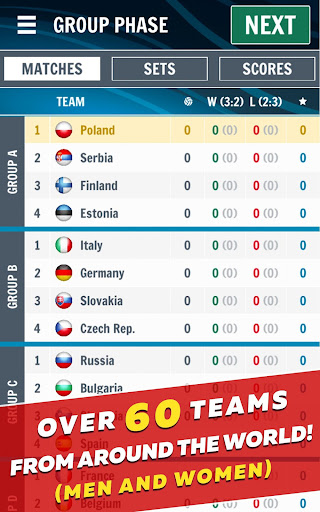 Volleyball Championship 2.00.32 screenshots 12