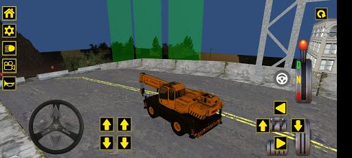 Excavator Jcb City Mission Simulator android2mod screenshots 7