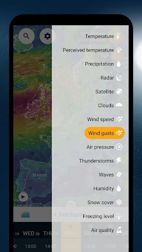 Ventusky: Weather Maps 14.0 Screenshots 7