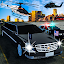President Games: Police Helicopter & Limo Sim 🚁 Icon