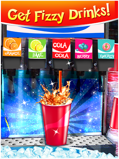 Happy Kids Meal Maker - Burger Cooking Game 1.2.9 screenshots 9