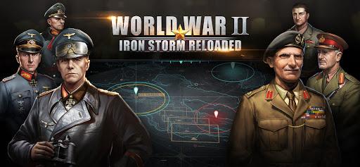 World War 2 : WW2 Offline Strategy & Tactics Games  screenshots 1