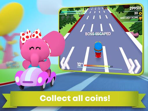 Pocoyo Racing: Kids Car Race - Fast 3D Adventure  screenshots 20
