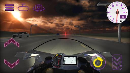 Télécharger Wheelie King 3 - Motorbike Wheelie Challenge 3D mod apk screenshots 3