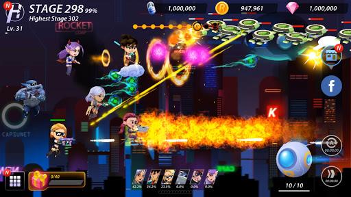 Idle Hero Z - Summon & Merge Cyberpunk 1.0.2 screenshots 11