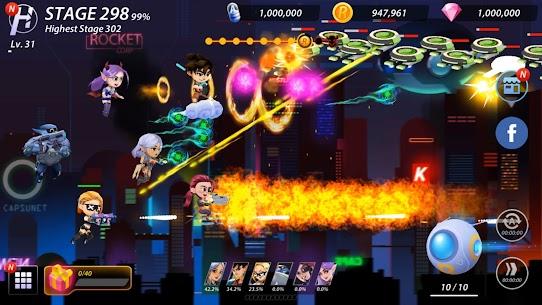 Idle Hero Z MOD APK 1.0.3 (Unlimited Gold, Rubies) 11
