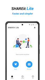 SHAREit Lite – Share & File Transfer App, Share it 1