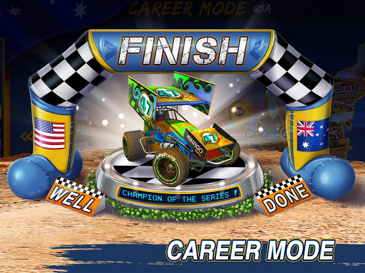Dirt Trackin Sprint Cars 3.2.5 screenshots 7