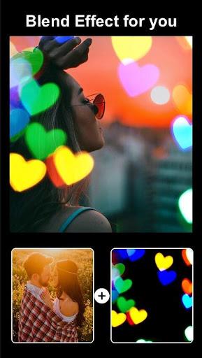 Insta Bokeh Blend-Square Blend Camera Photo Editor 2.18 screenshots 5