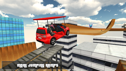 Biggest Mega Ramp With Friends - Car Games 3D 1.13 screenshots 7