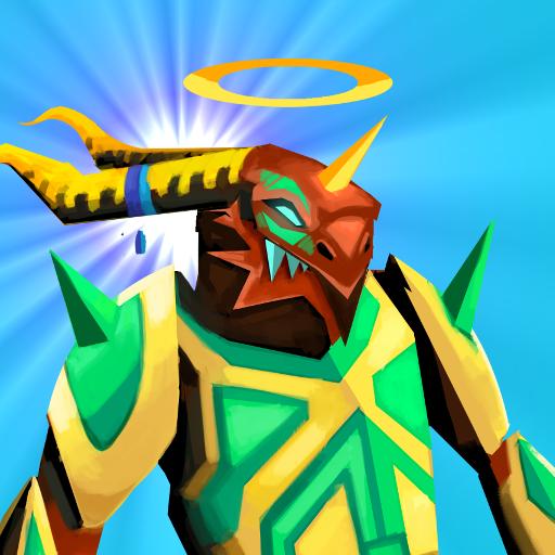 TopCog's Duel Arena - Hero Battle Game