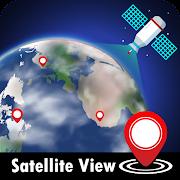 GPS Satellite View Maps, Live Traffic & Navigation
