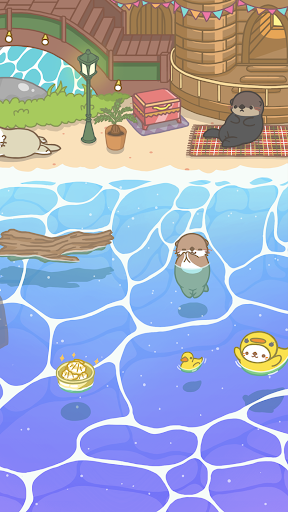 Rakko Ukabe - Let's call cute sea otters! 1.2.15 screenshots 8