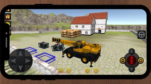 Excavator Game: Construction Game  screenshots 4