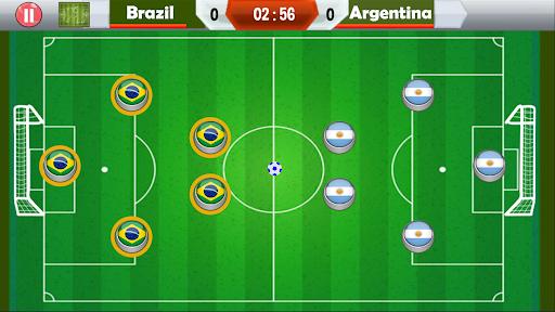 Campeonato brasileiro : Futebol de Botu00e3o u26bd apkpoly screenshots 4