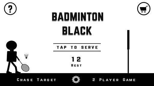 Badminton Black 2.0.9 screenshots 5