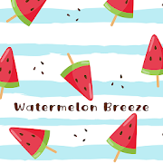 Cute Wallpaper Watermelon Breeze Theme