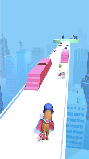 Groomer run 3D 0.0.216 screenshots 3