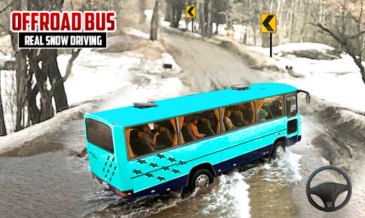 Bus Coach Driving Simulator - Uphill Coach Driver  apktcs 1