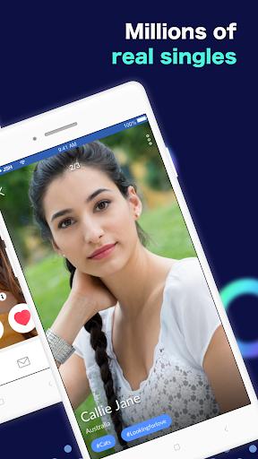 Just Say Hi Online Dating App. Chat & Meet Singles 6.5.0 Screenshots 2