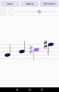 Musical Dictation lite