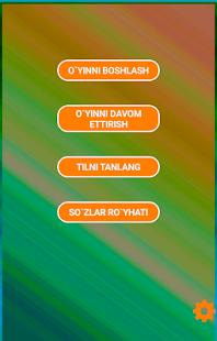 Rus tilini o'ynab o'rganamiz 1.1.4 Screenshots 1
