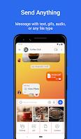 screenshot of Signal Private Messenger