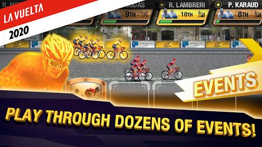 Tour de France 2020 Official Game - Sports Manager 1.4.0 screenshots 2