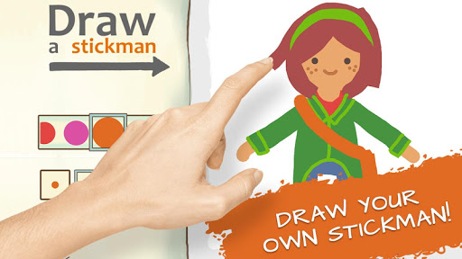 Draw a Stickman: EPIC 2 Pro  screenshots 2