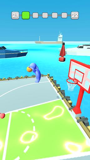 Basket Dunk 3D  screenshots 2